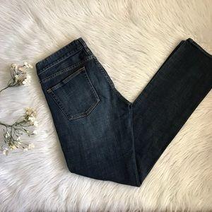 Match stick J.Crew dark wash Jeans